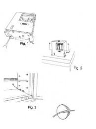 Установочный набор MPR-S7 для кругового самописца MTR-G04, Sanyo Кат. № MPR-S7