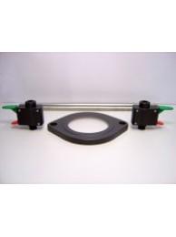 Зажимное устройство Retsch standart для аналитических сит диаметром 450 мм, для просеивающих машин AS 450 (Кат. № 32.662.0015)