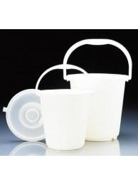 Крышка пластиковая PE-LD, для ведра 5 л. (96293) (Vitlab)