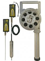 Термометр электронный во взрывозащищенном исполнении ExT-01/3 (для резервуаров и танкеров)