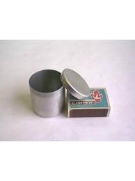 Бюкс алюминиевый 42х45 (для прибора Литвинова)
