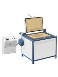 Печь трубчатая для нагрева под штамповку ПНЗ-1,1-4