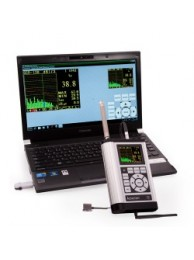Автоматизированное рабочее место для измерения шума, вибрации