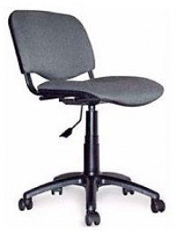 Кресло ЛАБ-СЛ-05 (ИЗО GTS), пластик (цвет черный)