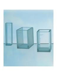 Кювета кварцевая (стекло кварцевое КУ-1) для интерферометра ЛИР-2