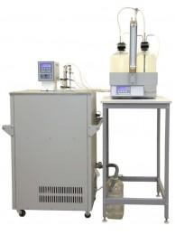 ПФТ Аппарат для определения предельной температуры фильтруемости
