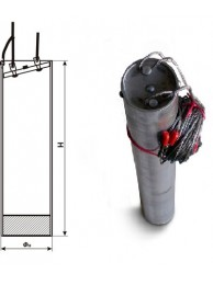 Пробоотборник для нефтепродуктов ПНА 80-0,50