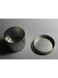 Бюкс алюминиевый (40х50 мм)