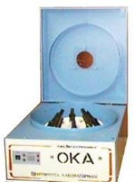 Центрифуга лабораторная молочная ОКА без подогрева с ротором (1500 об/мин, 500g,16 проб)