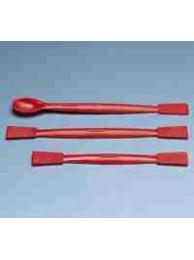 Шпатель-ложка лабораторный пластиковый PA, L=180 мм. (80596) (Vitlab)