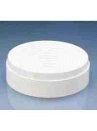 Подставка пластиковая под круглодонную колбу PP, белая, диам. 160 мм. (80271) (Vitlab)