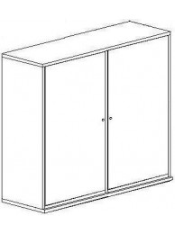Навесной шкаф 1500 НШ (2 дверки)