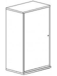 Навесной шкаф-стеллаж 800 НШ-М
