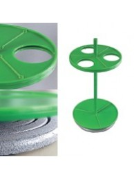 Штатив ПЭ-2960 для 3-х круглых и грушевидных делительных воронок 250 и 500мл (Кат. № 1.75.10.0330)