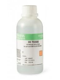 Раствор Hanna HI 70300 L для хранения электродов, 500 мл.
