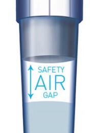 Biohit наконечник SafetySpace, 120 мкл с фильтром, 51 мм, стерильные (Кат. № 790101 F)