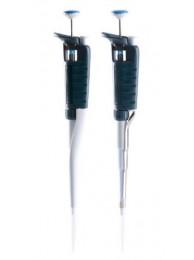 1-канальная автоматическая пипетка Gilson Pipetman P10G, 1-10 мкл, стальной сбрасыватель (Кат. № F144055M)