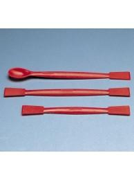 Шпатель-ложка лабораторный пластиковый PA, L=210 мм. (80593) (Vitlab)