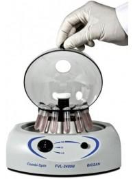 Мини-центрифуга-вортекс Комбиспин BioSan FVL-2400N