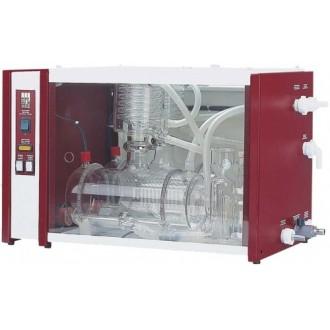 Бидистиллятор GFL 2302 (2 л/час, 1,6 мкСм/см,  стеклянный, б/бака)