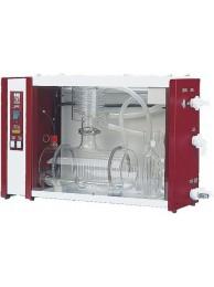 Дистиллятор GFL 2202 (2 л/час, 2,2 мкСм/см, стеклянный, б/бака)