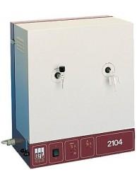 Бидистиллятор GFL 2104 (4 л/час, 1,6 мкСм/см, б/бака)
