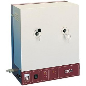 Бидистиллятор GFL 2102 (2 л/час, 1,6 мкСм/см, б/бака)